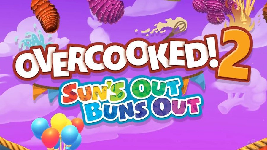 Overcooked 2 Sun's Out Buns Out