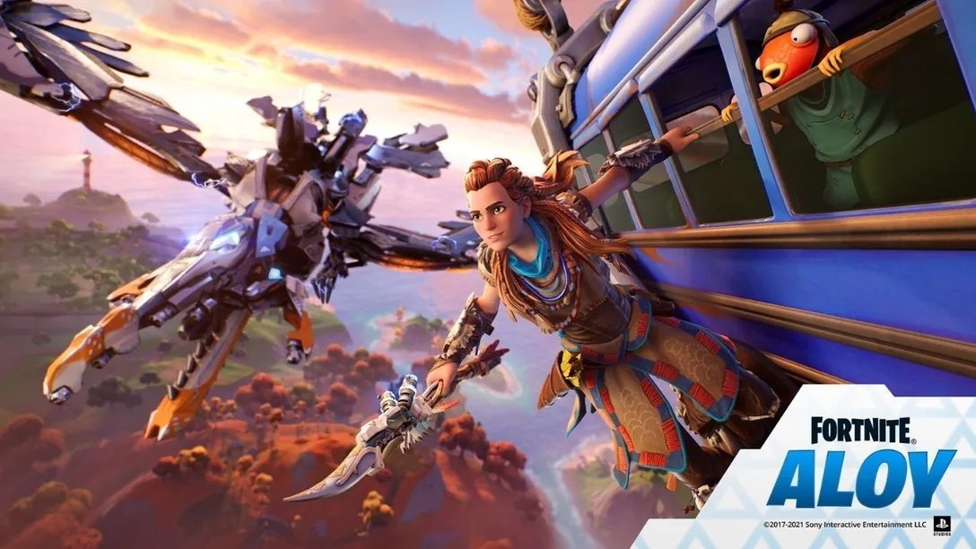 Horizon Zero Dawn's Aloy Is Headed To Fortnite