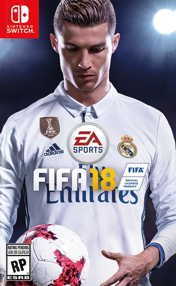 ef6a8b22a25 FIFA 18 Review (Switch) | Nintendo Life