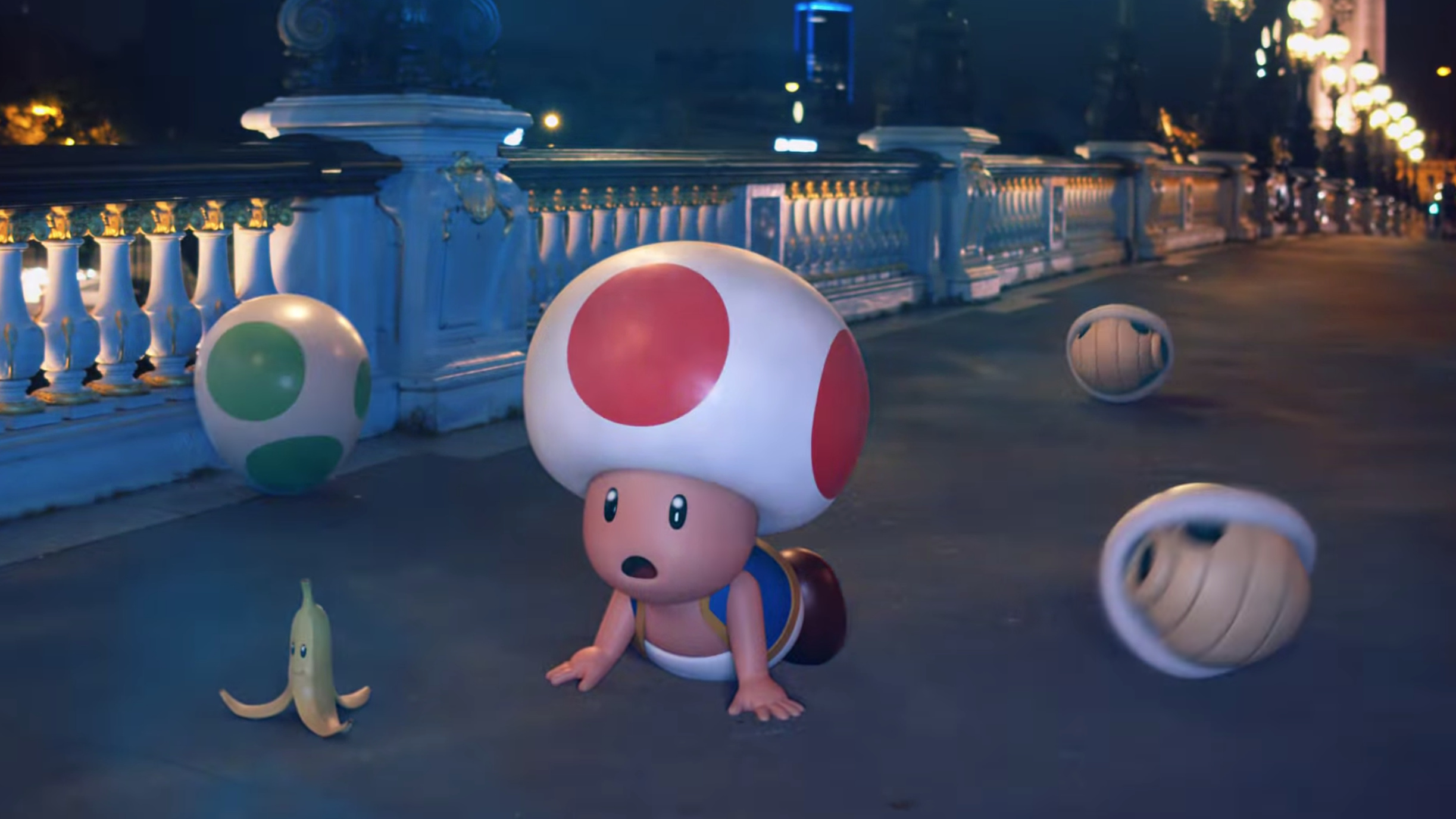Video: Mario Kart Tour's Toads Are Back In These Adorable 'Real-Life' Trailers