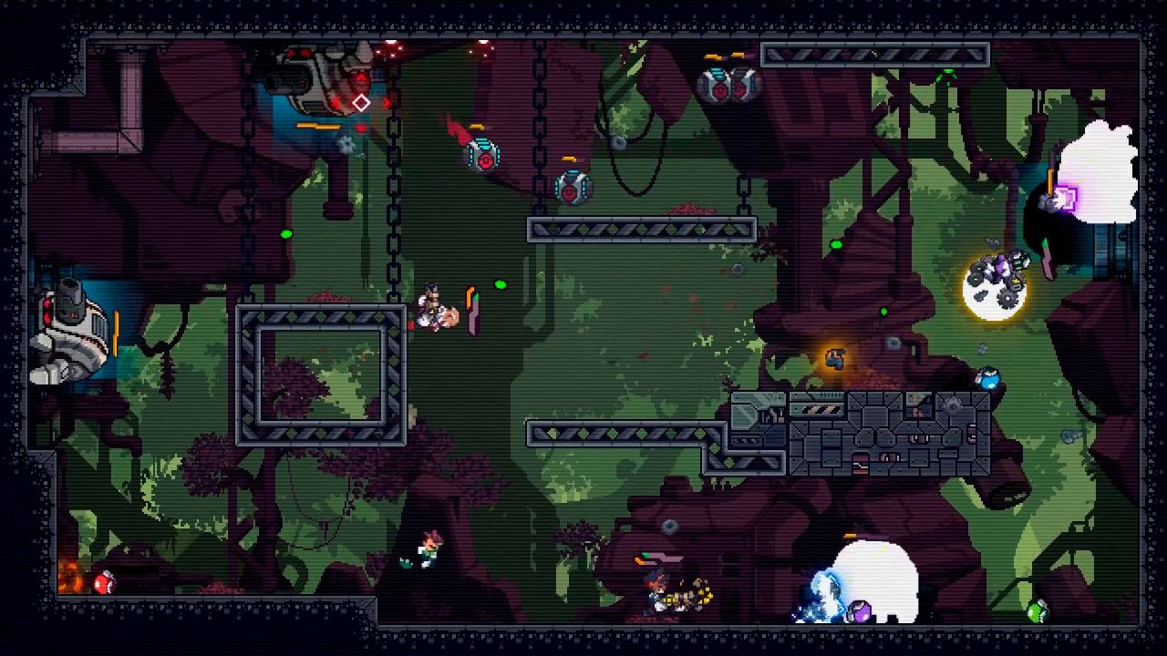 Platforming Shooter Gravity Heroes Comes To Switch In January