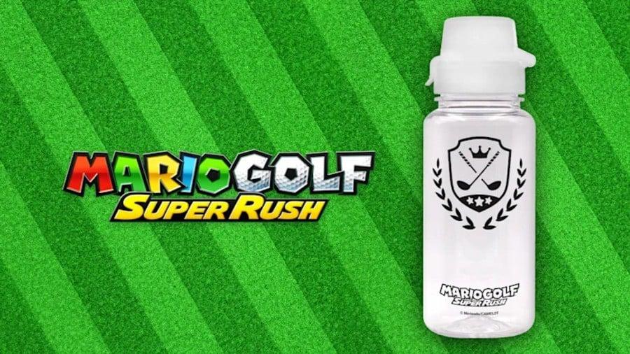 Mario Golf Super Rush Pre-Order