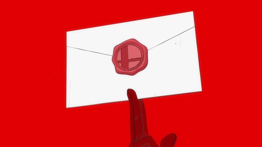 Super Smash Bros Letter Joker