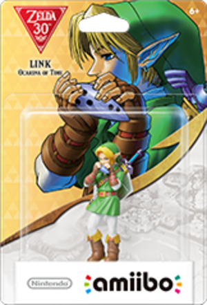 Link - Ocarina of Time amiibo Pack