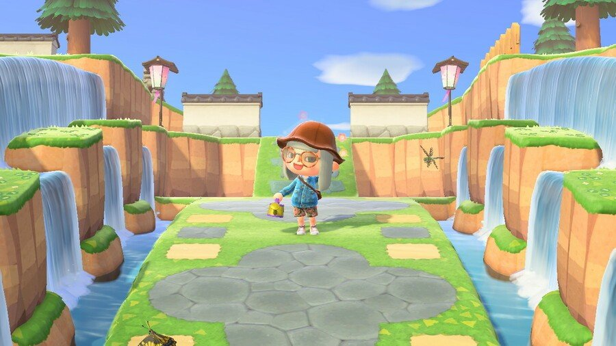 Achieve a 5-star island in Animal Crossing: New Horizons