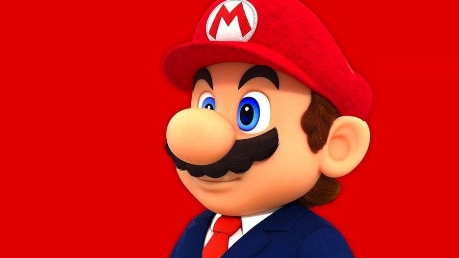 Business Mario