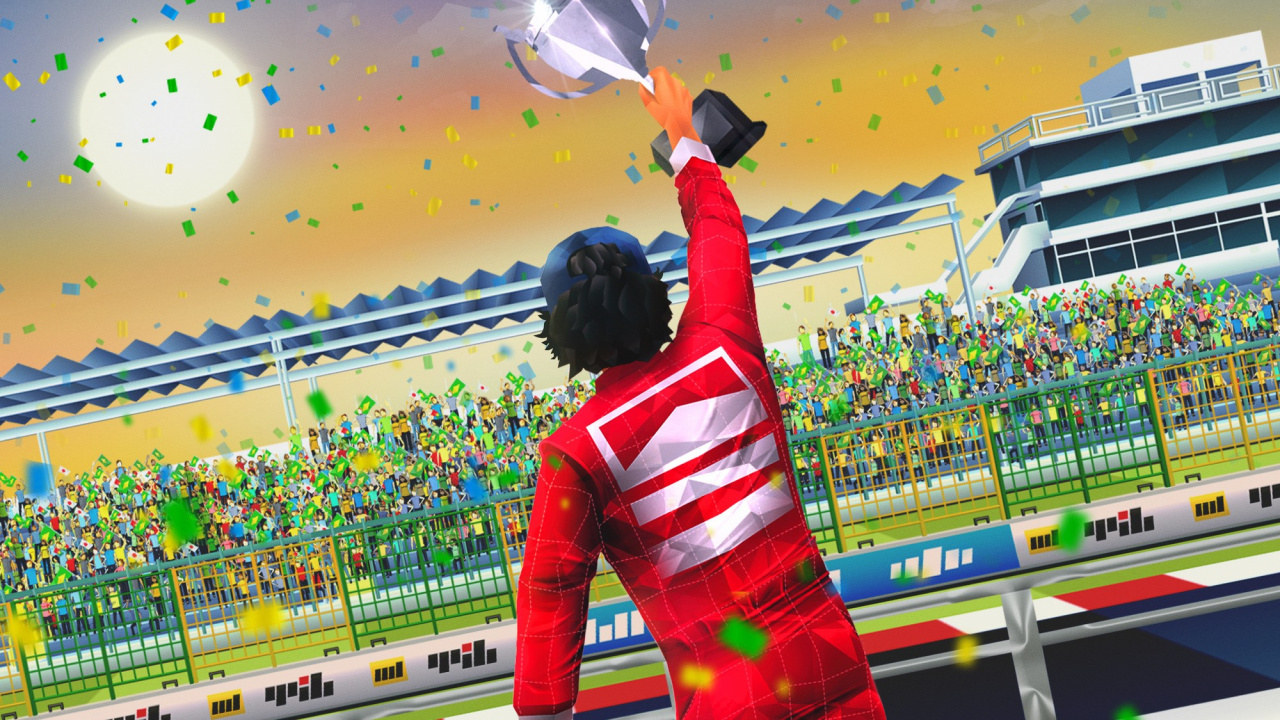 Horizon Chase Turbo Honours F1's Ayrton Senna In New 'Senna Forever' Expansion