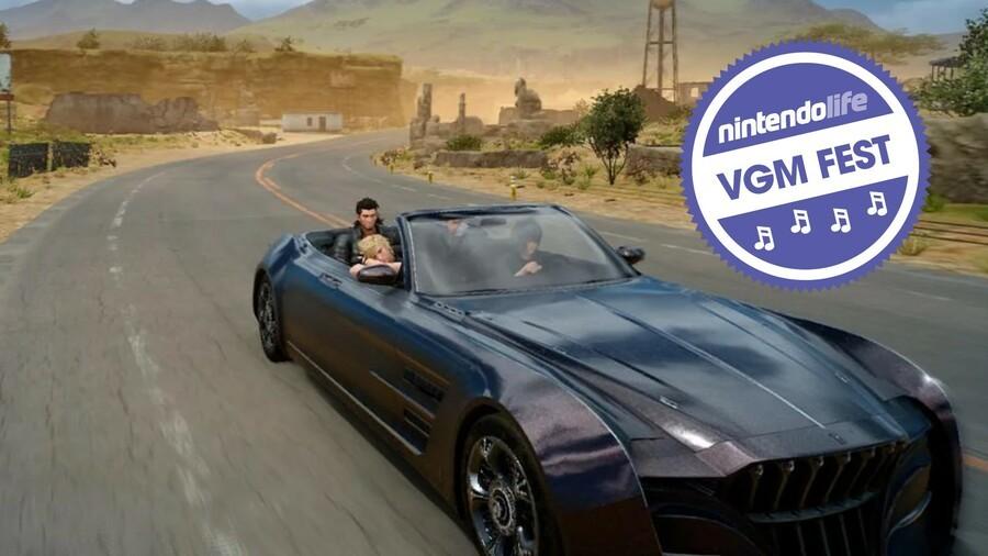 Bros On The Road - Final Fantasy XV
