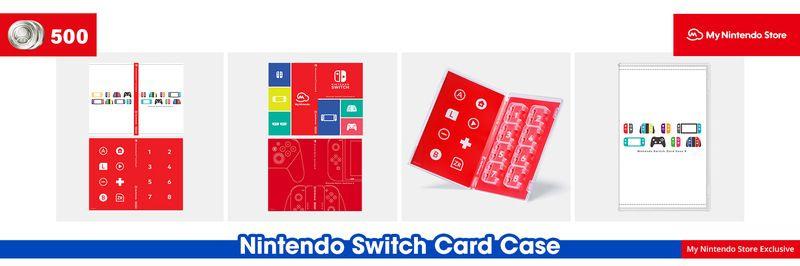 Nintendo Anahtarı Kart Kılıfı