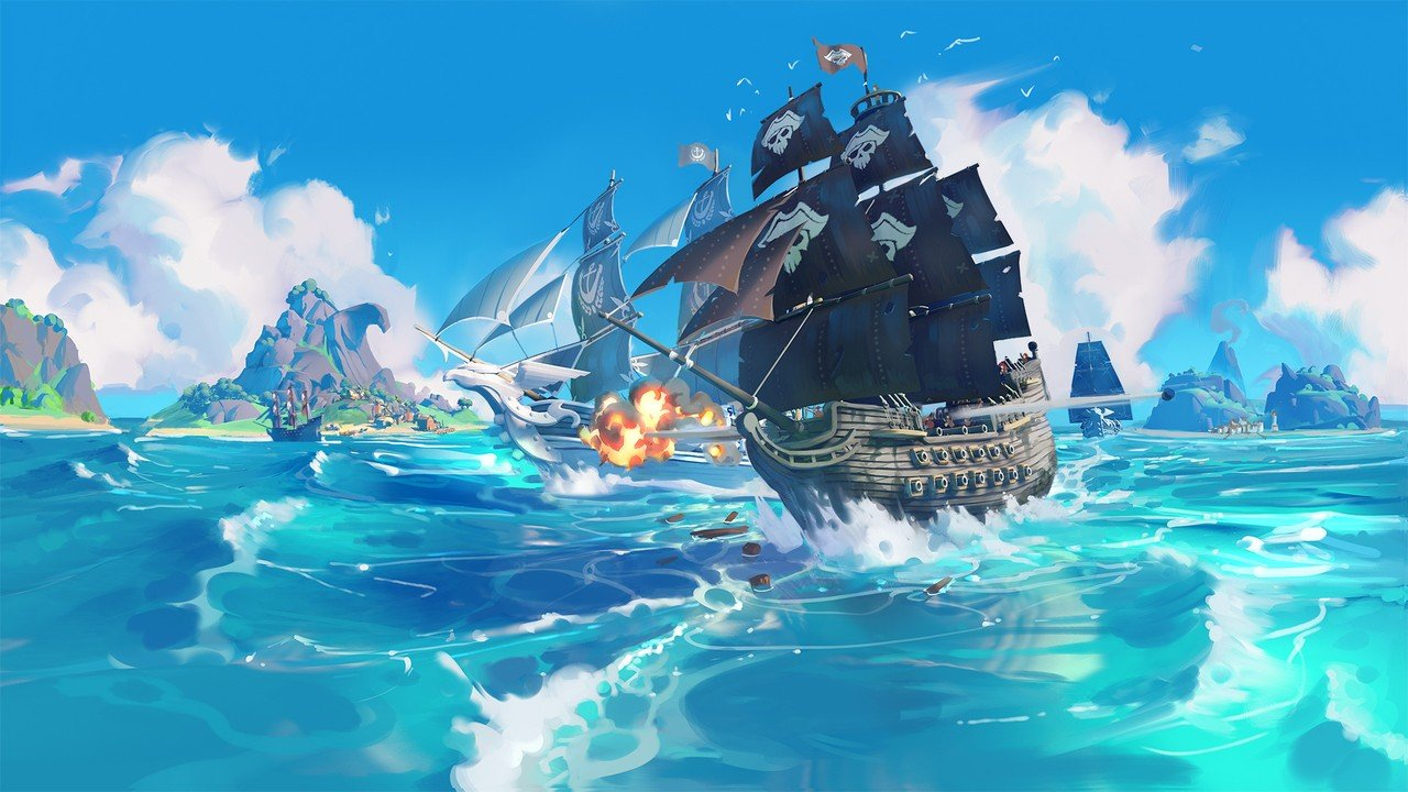 Pirate RPG King Of Seas Announced For Nintendo Switch