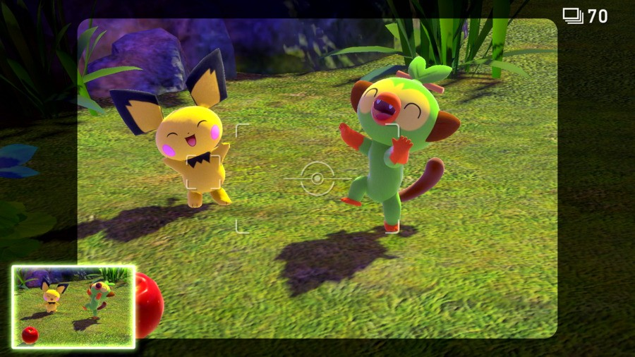 Pichu and Grookey confirmed!