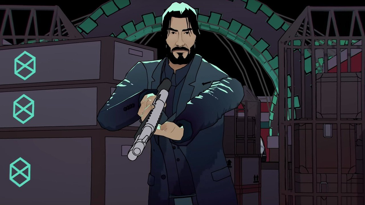 Review: John Wick Hex - Stylish Turn-Based Action With Too Many Rough Edges