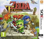 The Legend of Zelda: Tri Force Heroes (3DS)