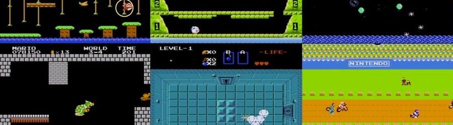 NES Remix (Wii U eShop)