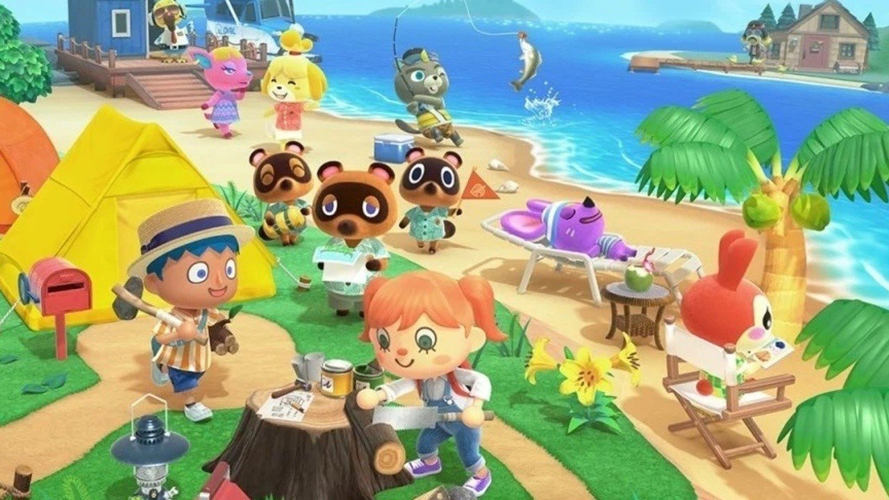 Video: Cómo es la vida en la isla en Animal Crossing: New Horizons un mes después 56