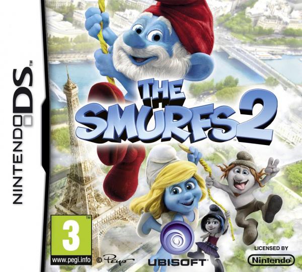Smurfs 2 Review Ds Nintendo Life
