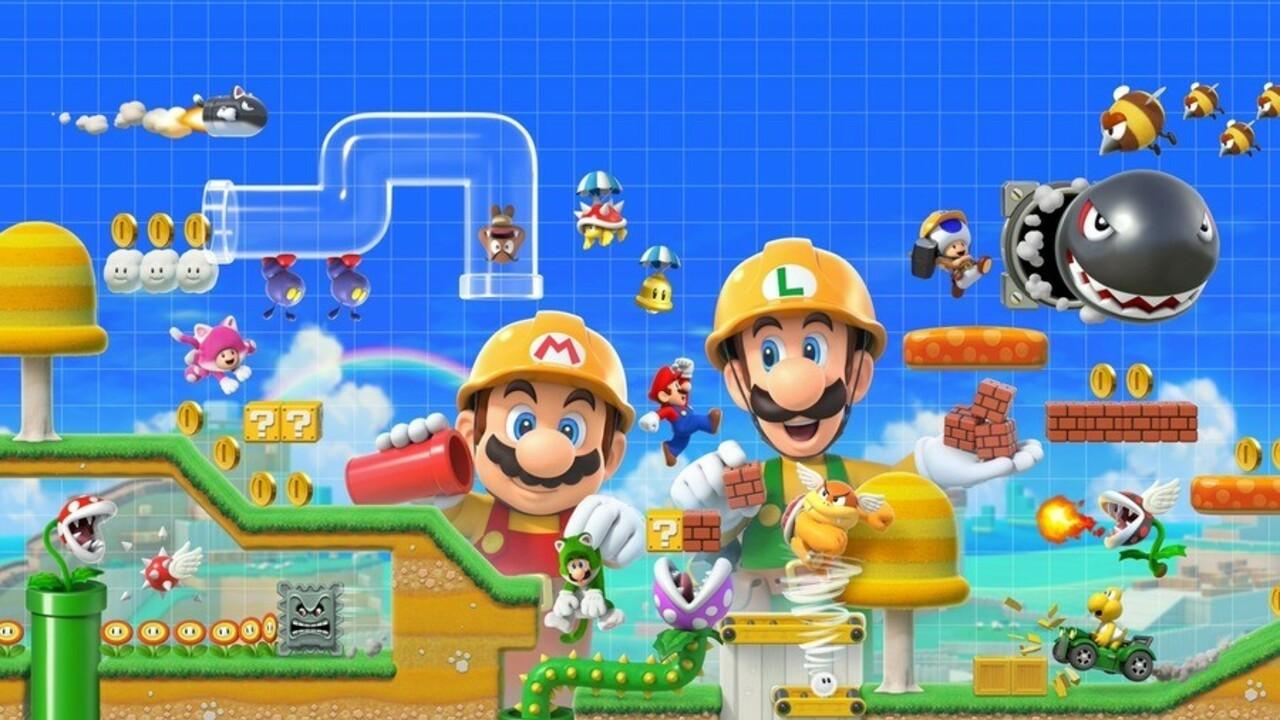 Video: 19 Secret Details Hidden In The Super Mario Maker 2