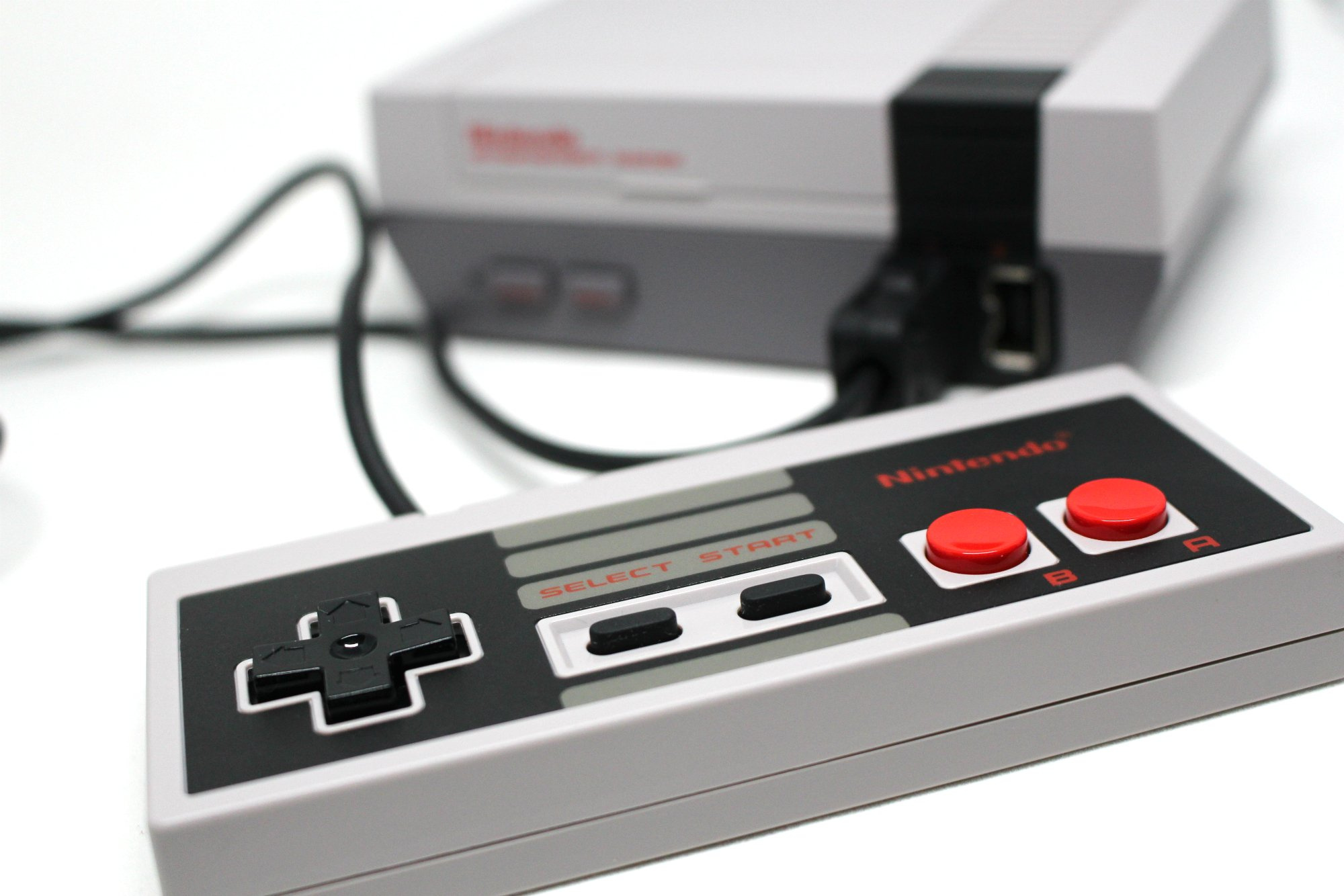 Hackers Apparently Add Additional Games To Nes Mini Nintendo Life