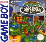 Teenage Mutant Ninja Turtles II: Back from the Sewers (GB)
