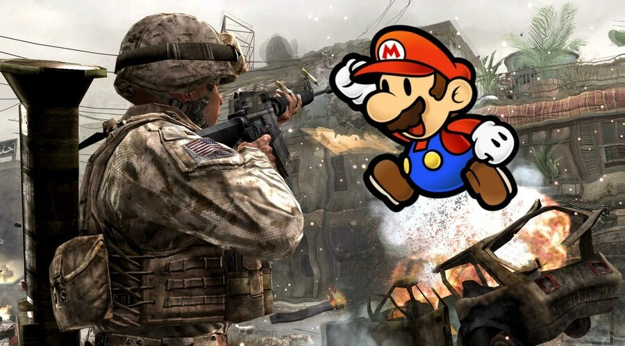 Call of Duty 4- Call of Duty 4- 697661 1280 800