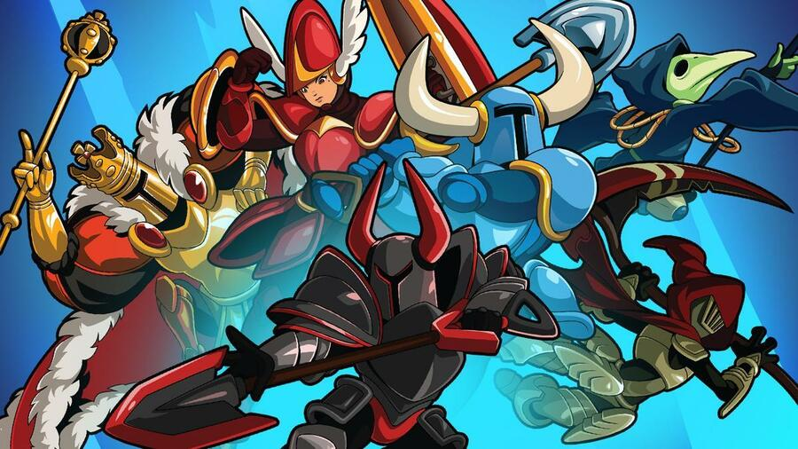 Shovel Knight: King of Cards and Showdown