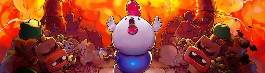 Bomb Chicken (Switch eShop)