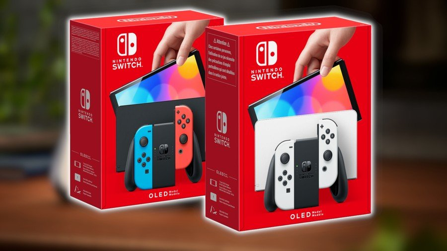 Where To PreOrder Switch OLED