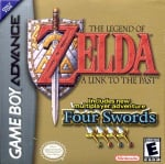 Legend of Zelda: A Link to the Past and Four Swords