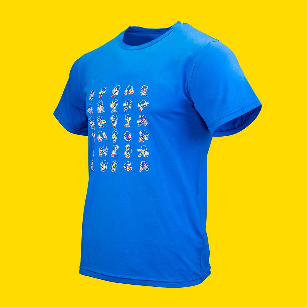 Sonic 30th Anv T-shirt 1