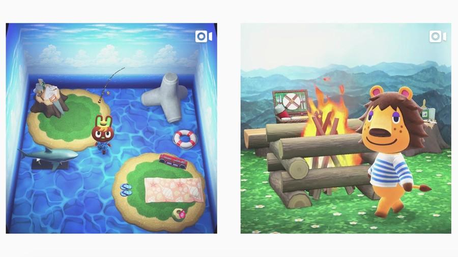 Animal Crossing Instagram