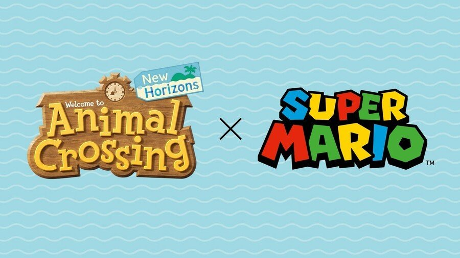 Animal Crossing X SMB Furniture March 2021