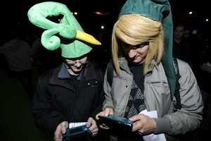Lots of StreetPass action