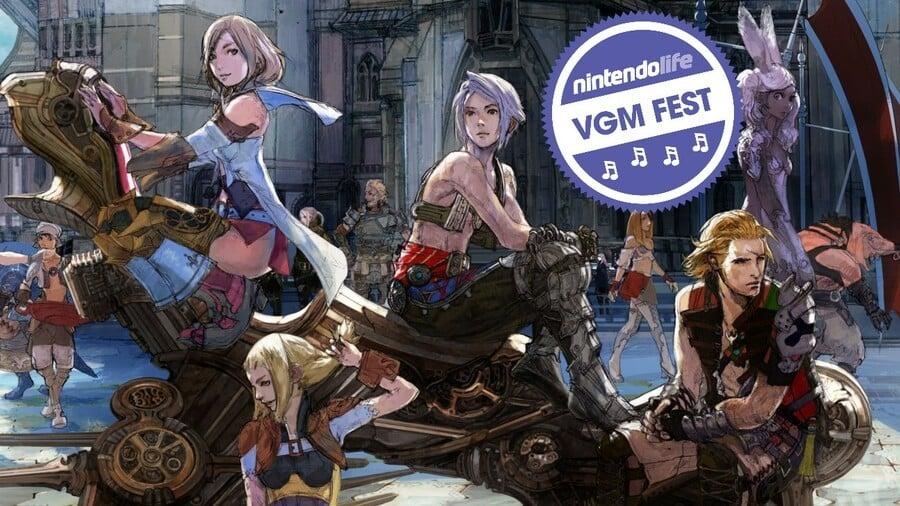 Final Fantasy XII Hitoshi Sakimoto