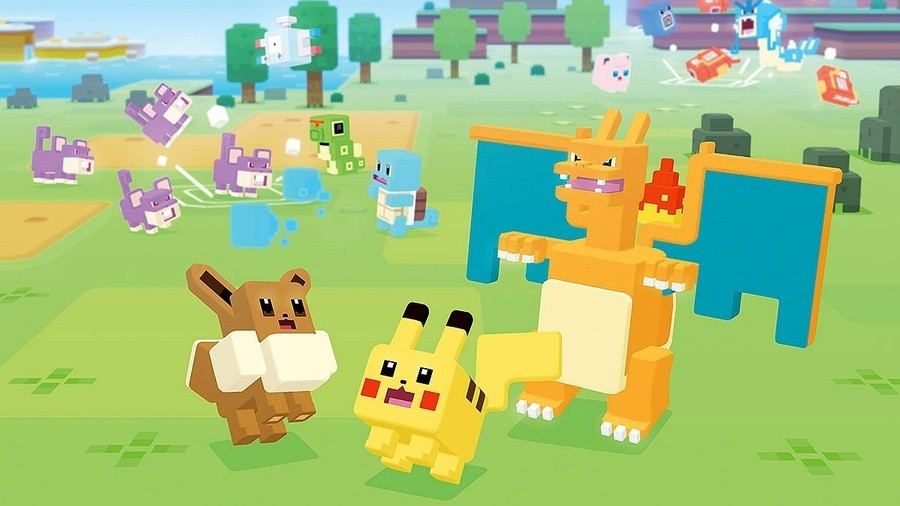 Pokemon Quest IMG