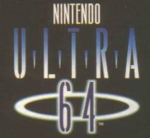Ultra 64 logo