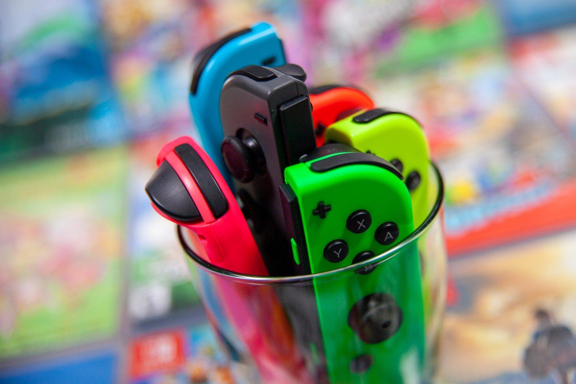 Every Nintendo Switch Joy-Con Controller - Guide - Nintendo Life