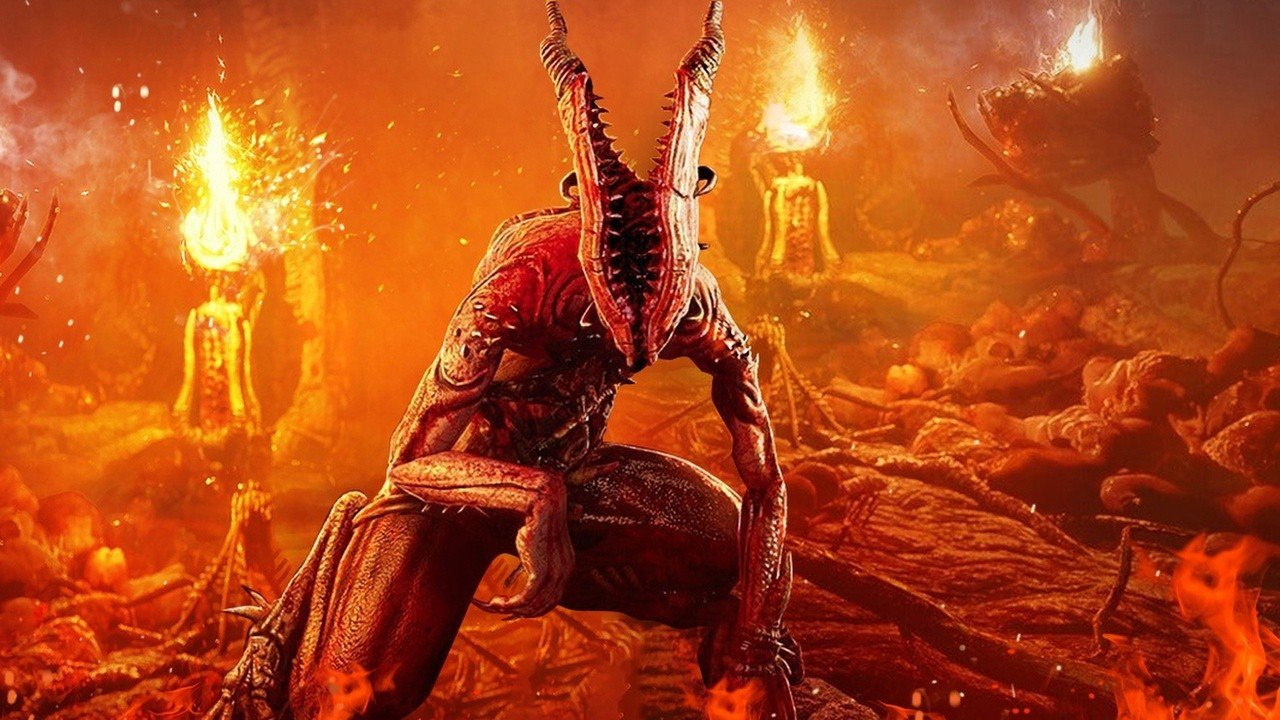 First-Person Survival Horror Game Agony Will Torment Switch This Halloween