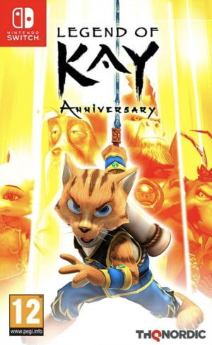Legend Of Kay Anniversary
