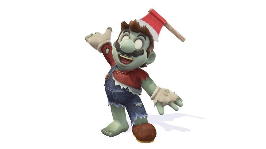 Zombie Mario IMG
