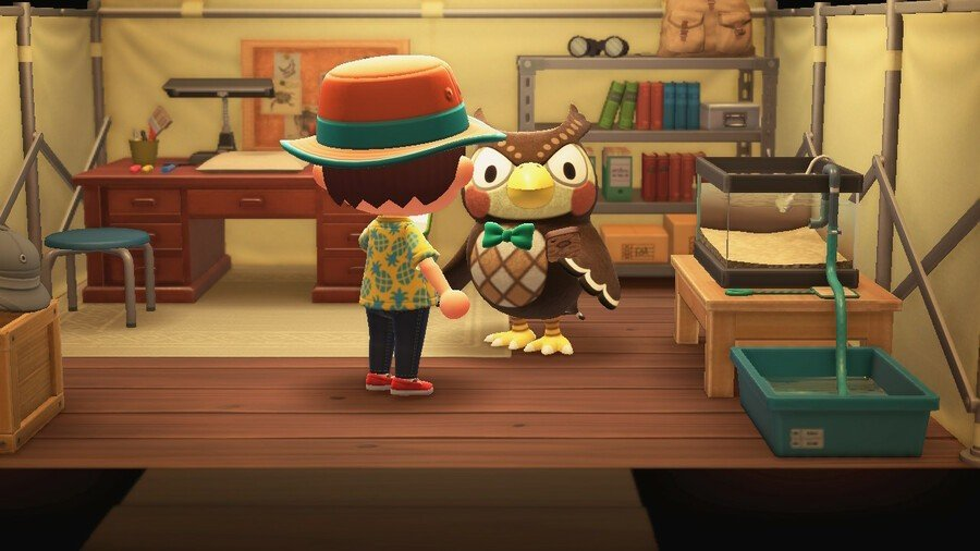 Blathers Text