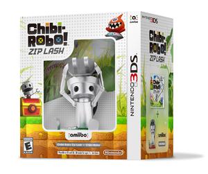 Chibi-Robo amiibo Pack