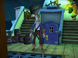 Another new Monkey Island game, another new art style!