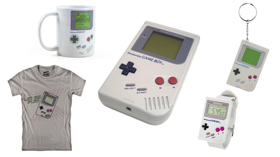 Game Boy Merch