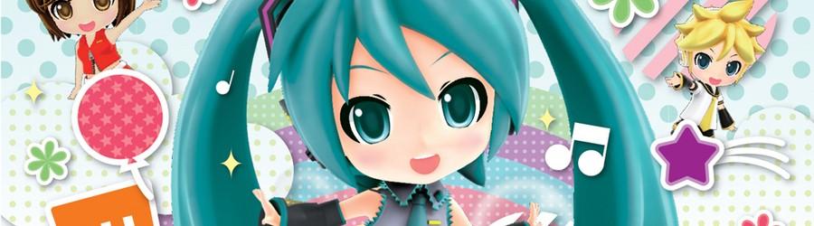 Hatsune Miku: MIRAI DX Project (3DS)