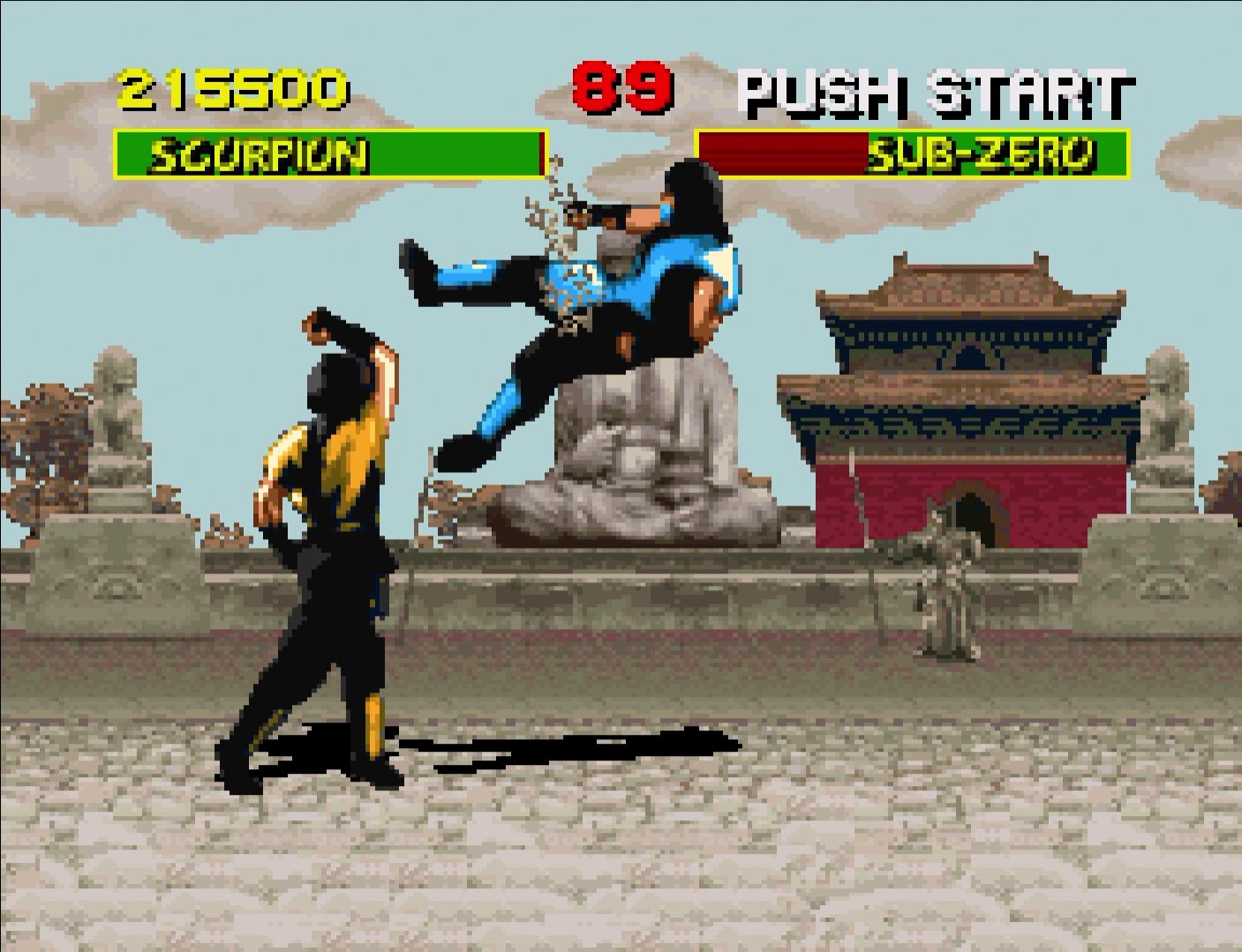 How Mortal Kombat Defined The Console War Between Sega And Nintendo
