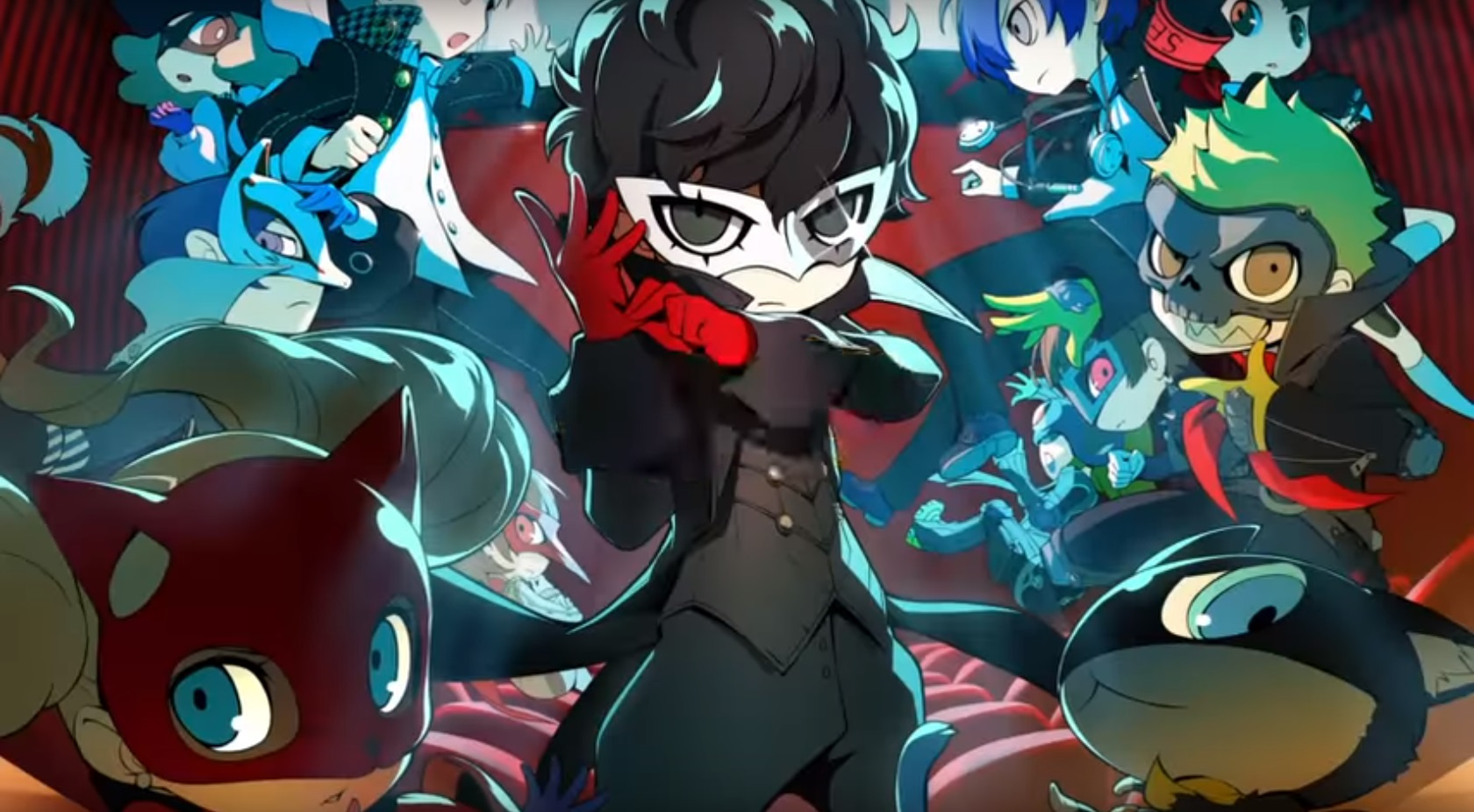 Persona Q2: New Cinema Labyrinth Rated By The Australian