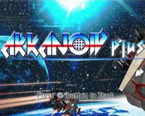 Arkanoid Plus!