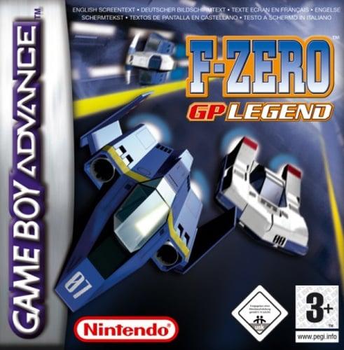 F-Zero: GP Legend Review (Wii ...
