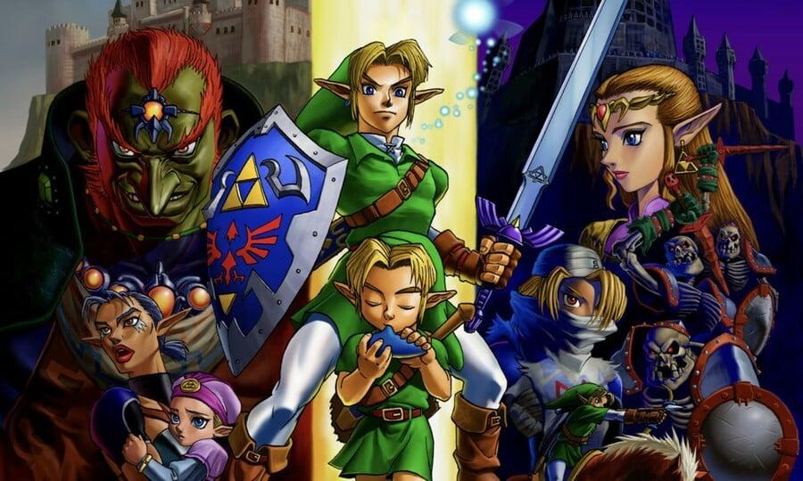 Zelda: OoT