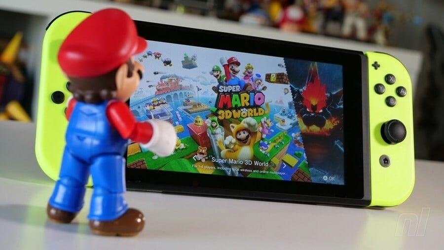 Mario And Nintendo Switch.JPG